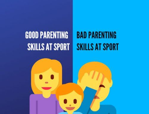 How to create good parenting skills at sport?