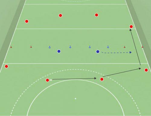 Velocidad de bola en salida de 4
